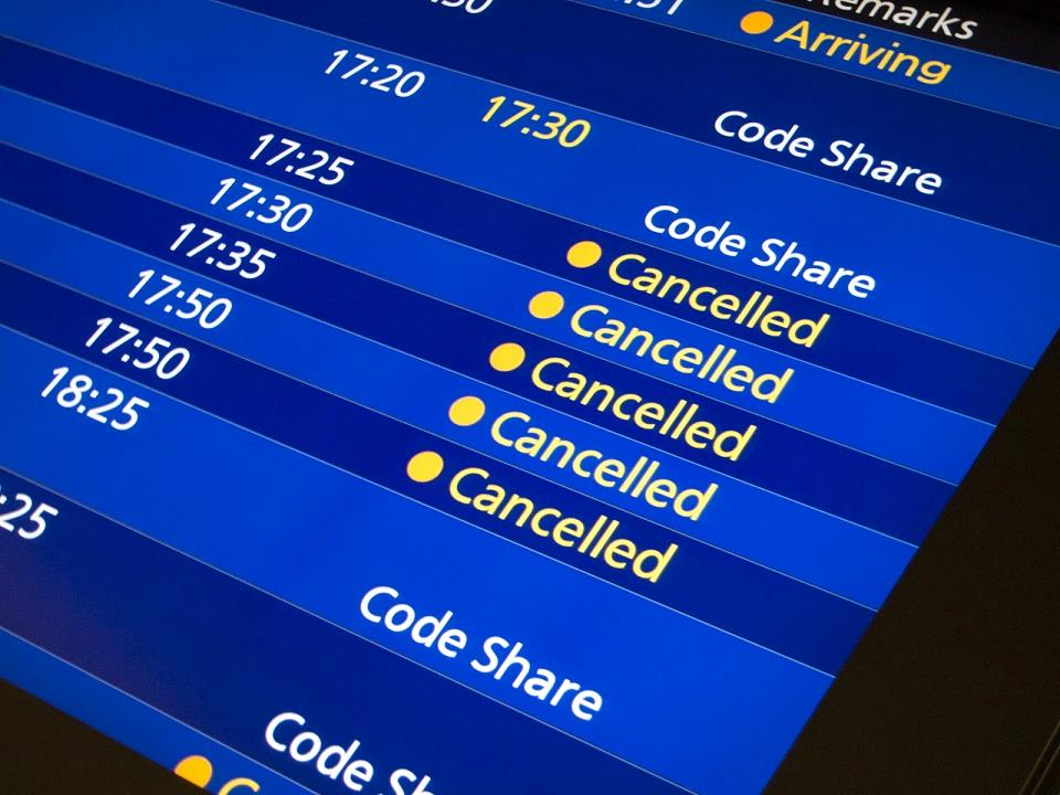 6 ways TPE members save time and money when flights are disrupted